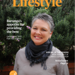 Barunga Village Lifestyle Magazine Spring Cover