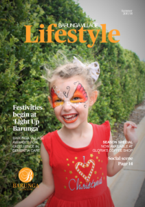 Barunga Village Lifestyle Summer Cover shot